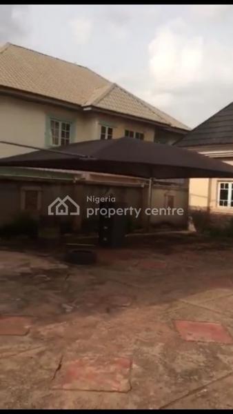 5 Bedroom Duplex, Behind Ekochin, Thinkers Corner, Enugu, Enugu, Detached Duplex for Sale