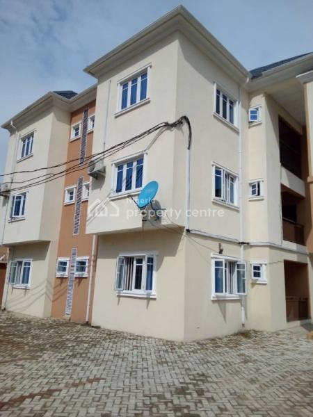 6 Nos of 2 Bedroom Flats + 3 Bedroom Duplex + a Room Self Contain, Egbeda, Alimosho, Lagos, Block of Flats for Sale