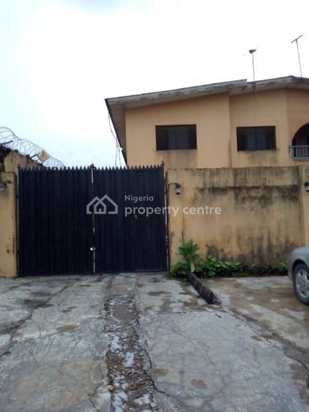 2 Nos of 3 Bedroom Flats + 3 Bedroom Duplex, Gowon Estate, Egbeda, Alimosho, Lagos, Block of Flats for Sale