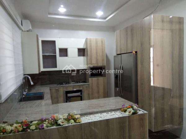 Fantastic Fully Furnished 4 Bedroom Semi-detached Duplex + Boys Quarters, Lekki Phase 1, Lekki, Lagos, Semi-detached Duplex for Sale