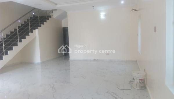 4 Bedroom Semi Detached with a Room Bq, Admir Gabriel Street, Ikate Elegushi, Lekki, Lagos, Semi-detached Duplex for Rent