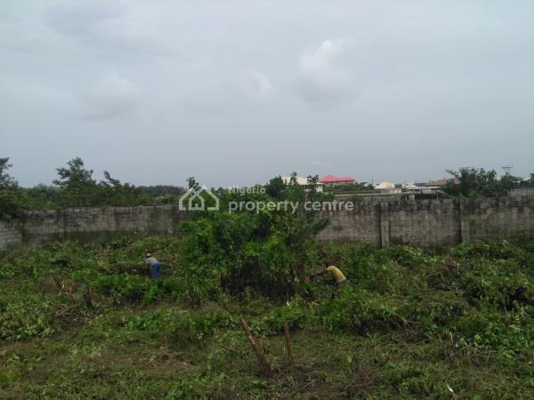 Fenced Dry Land at Nepa Community with C of O/ Registered Survey, Fenced and Gated, Alatise, Ibeju Lekki, Lagos, Mixed-use Land for Sale