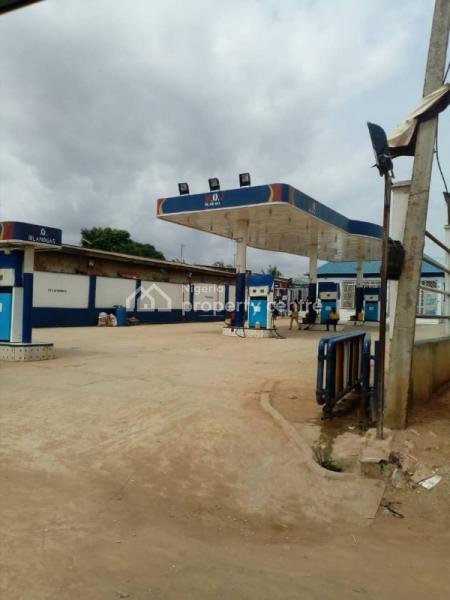 Filling Station, Ikola Road-command,, Ipaja, Lagos, Filling Station for Sale