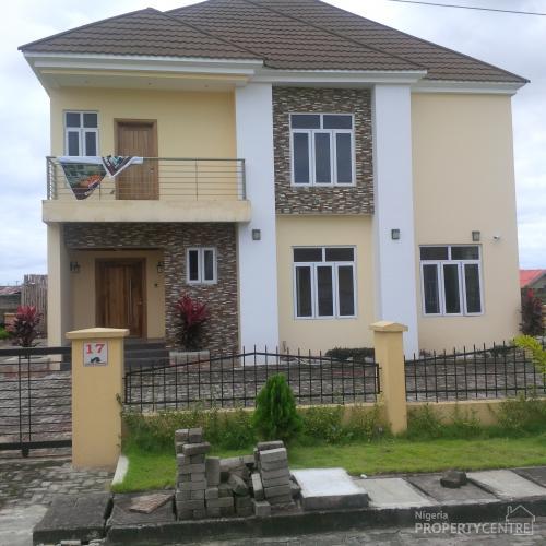 Lovely 5 Bedroom Duplex With Boys Quarters, Lekki, Lagos