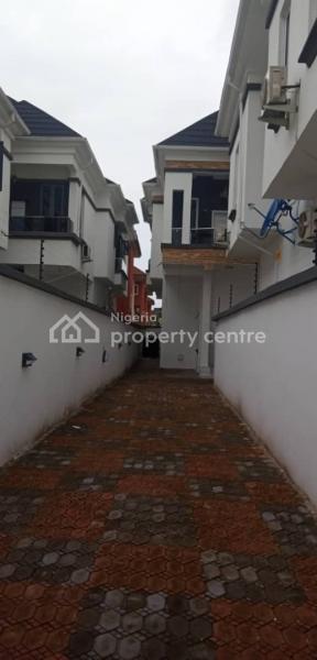 Newly Built 4 Bedroom Semi Detached Duplex, Osapa, Lekki, Lagos, Semi-detached Duplex for Rent