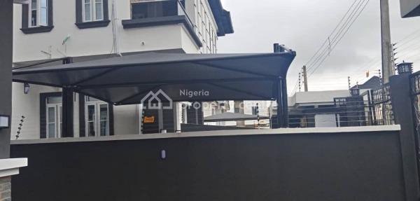 Newly Built 5 Bedroom Fully Detached Duplex, Osapa London, Osapa, Lekki, Lagos, Detached Duplex for Sale
