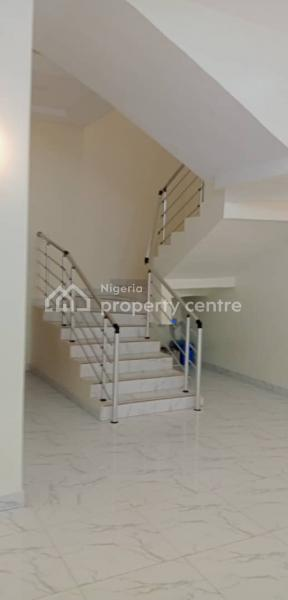 Newly Built 4 Bedroom Semi Detached Duplex with a Room Bq, Osapa, Lekki, Lagos, Semi-detached Duplex for Sale