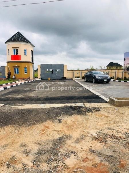 Ibafo Asese,rose Gardens Estate  ., Behind Christ Embassy Asese Ibafo., Asese, Ibafo, Ogun, Residential Land for Sale