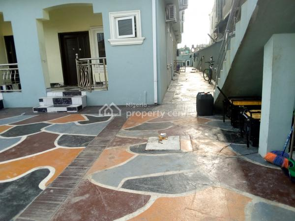 Spacious 3bedroom Flat with an Excellent Facility, Marshy Hill Estate, Ado, Ajah, Lagos, Flat for Rent