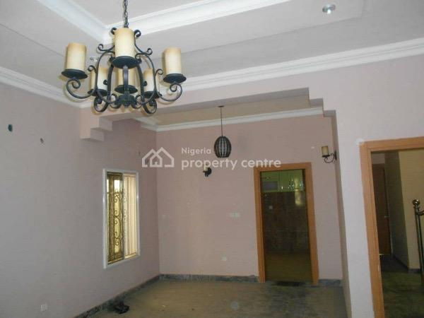 Amply Spaced 4 Bedroom Detached Duplex with Bq, Osapa, Lekki, Lagos, Detached Duplex for Sale
