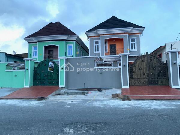 Brand New and Uniquely Built 2 Unit 5 Bedroom Detached Duplex with Boys Quarter, Omole Phase 1, Ikeja, Lagos, Detached Duplex for Sale