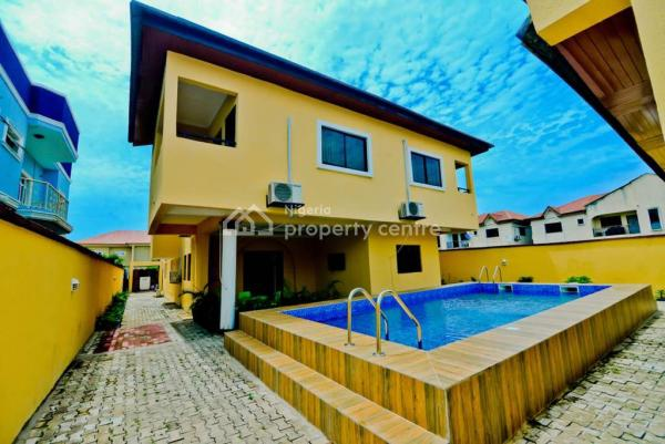 Short Let 4 Bedroom Luxury House With Swimming Pool Vgc Lekki Lagos 4 Beds Ref 458849