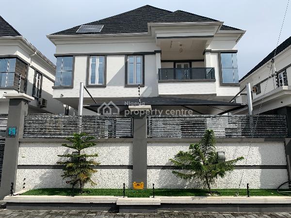 Brand New Detached Duplex, Off Udeco Medical Road,, Chevy View Estate, Lekki, Lagos, Detached Duplex for Rent