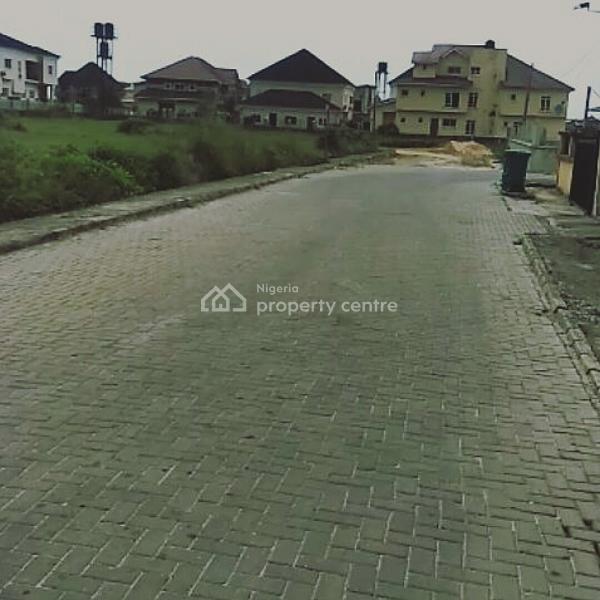 Land  in a Highly Secured Eatate, Pearl Gardens Estate, Behind Shoprite, Sangotedo, Ajah, Lagos, Residential Land for Sale