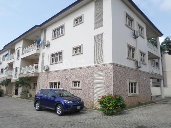 Serviced 3 Bedrooms+bq, Jabi, Abuja, Flat for Rent