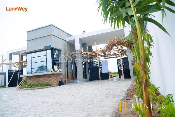 Beautiful Frontier Estate ,the Estate Within an Estate, Bogije, Ibeju Lekki, Lagos, Residential Land for Sale