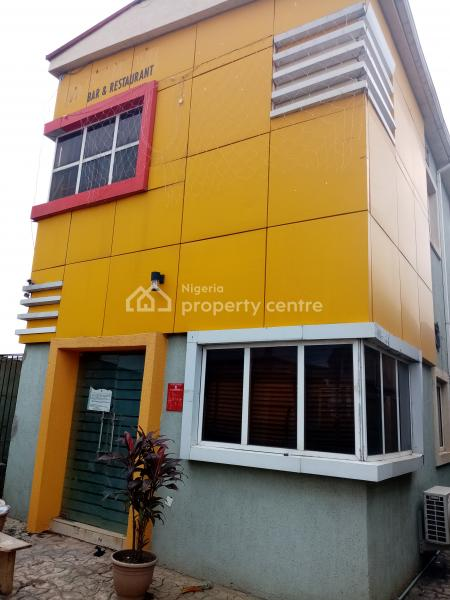 Hotel with Bar, Igando, Akesan, Alimosho, Lagos, Hotel / Guest House for Sale