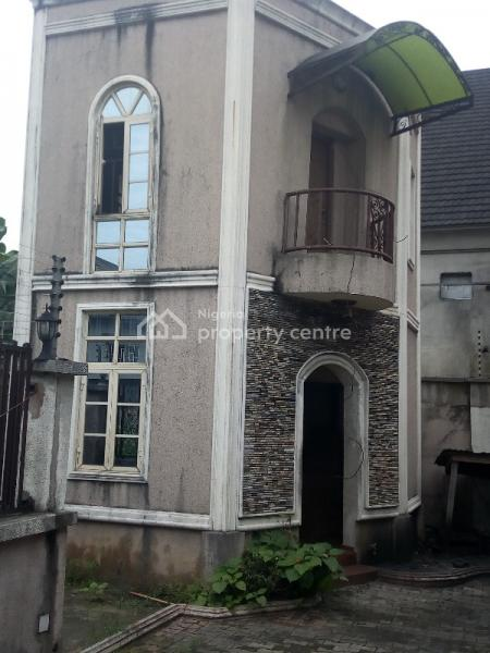 Magnificent and Exquisitely Finished 4 Bedroom Detached Bungalow with 2 Rooms Bq, Off Peter Odili Road, Port Harcourt, Rivers, House for Sale