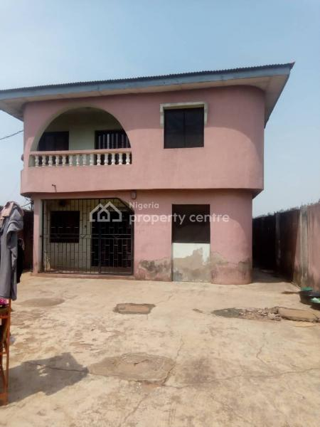 Luxury 4 Units of 2 Bedroom Flats, Barracks Area, Igbogbo, Ikorodu, Lagos, Block of Flats for Sale