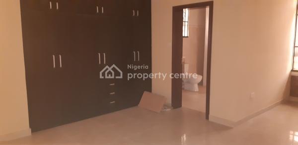 Top Notch 3 Bedrooms Flat with a Bq, Kado, Abuja, Flat for Rent