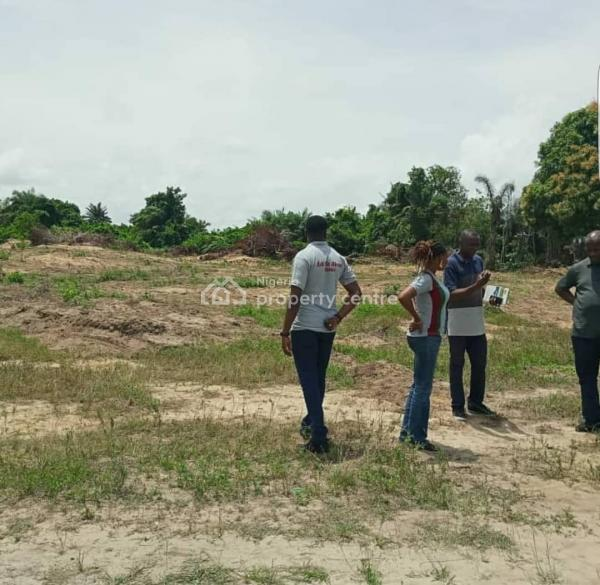 Grand Lux Estate. 100% Dry Land with Perfect Title in Fastest Developing Area of Lagos, Sapati, Close Proximity to Lekki Hotel and Suites, Lakowe Lake and Resorts The Land Is Dry Land, Instant Allocation and You Can Start Building Immediately If You Want, Ajah, Lagos, Land for Rent