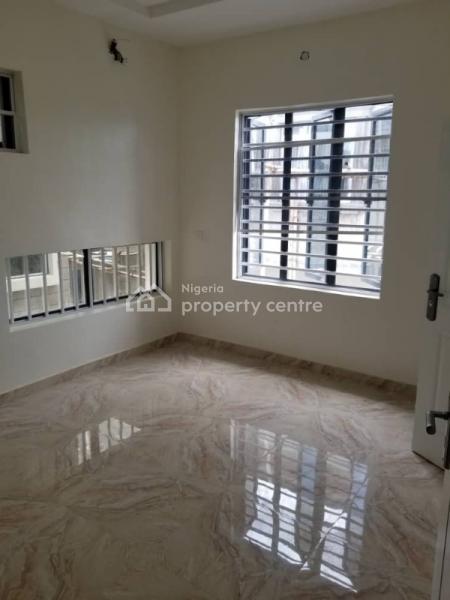 Luxury 3 Bedroom Terrace with 24/7 Power, Victoria Crest Estate, Lafiaji, Lekki, Lagos, Terraced Duplex for Rent