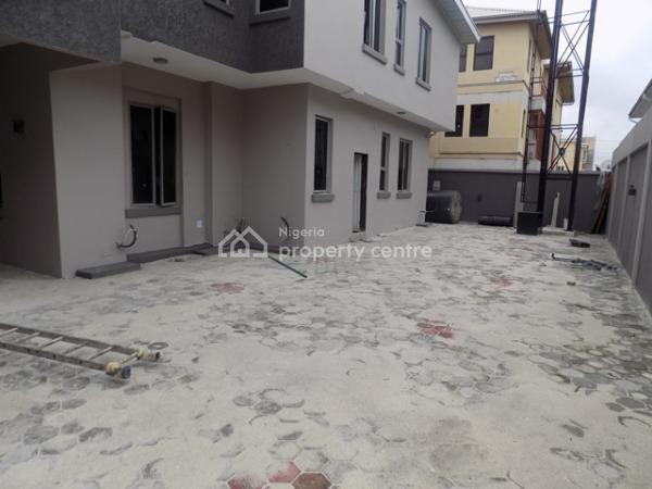 Luxury Spacious Parking 5 Bedroom Semi Detached Duplex with Bq, Lekki Phase 1, Lekki, Lagos, Semi-detached Duplex for Rent