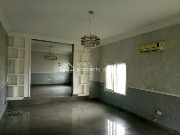Massive 5 Bedroom Duplex with a Bq, Lake View Estate, House Dd 37, Jabi, Abuja, Detached Duplex for Rent