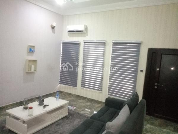 Partly Furnished 4 Bedroom Terrace Duplex, Van Daniels Street, Off Orchid Hotel Road, Lafiaji, Lekki, Lagos, Terraced Duplex for Rent