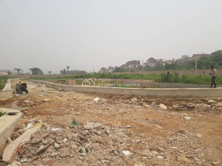 Buy & Build Land Inside an Already Developed Estate, 5 Minutes Drive From Alausa Ikeja.sharing Boundary with Magodo Phase 2, Omole Phase 2, Ikeja, Lagos, Residential Land for Sale