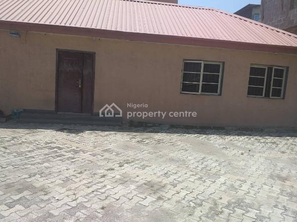 Spacious Self Contained Apartment, By Marwa Round About, Lekki Phase 1, Lekki, Lagos, Self Contained (single Rooms) for Rent