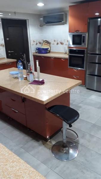 a Detached 5 Bedroom Duplex Plus 3 Room Bq, Dabiri Close Off Ogunlana Drive, Ogunlana, Surulere, Lagos, Detached Duplex for Sale