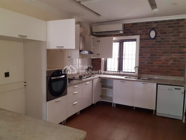 Luxury 3 Bedroom Apartment with a Fitted Open Plan Kitchen, Air Conditioners,lift and a Boys Quarter, Oniru, Victoria Island (vi), Lagos, Flat for Rent