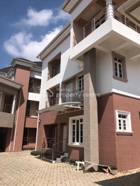 Newly Built and Luxurious 4 Bedroom Terrace Duplex, Maitama District, Abuja, Terraced Duplex for Rent