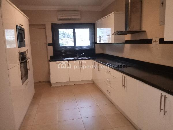 Luxury 3 Bedroom Serviced and Furnished Apartment with a Room Bq, Swimming Pool, Gym, Etc., Banana Island, Ikoyi, Lagos, Flat for Rent