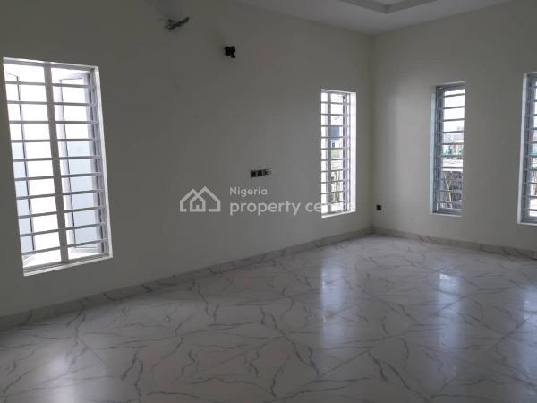 4 Bedroom Semi Detached House with 24 Hours Power, Lafiaji, Lekki, Lagos, Semi-detached Duplex for Rent