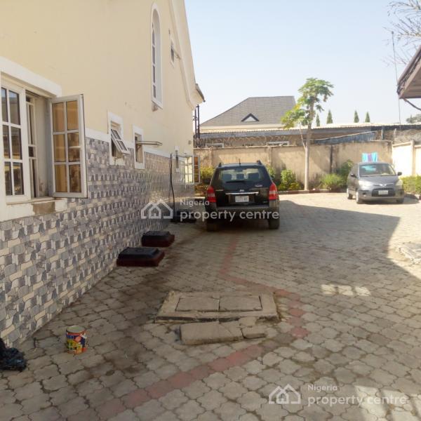 a Sharp 1bedroom Flat with 2toilet for Rent at Gwarinpa..., After 6th Avenue Gwarinpa, Gwarinpa Estate, Gwarinpa, Abuja, Mini Flat for Rent