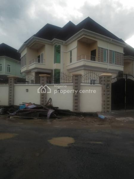 Brand New 5 Bedroom Detached House, Omole Phase 1, Ikeja, Lagos, Detached Duplex for Rent
