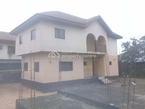 a Family Duplex, Off Rufus Obi Chemist, Aba, Abia, Detached Duplex for Sale