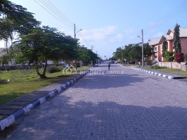 600 Sqm Land, Ocean Bay Estate, Off Orchid Hotel Road, By Chevron Toll Gate, Lafiaji, Lekki, Lagos, Residential Land for Sale