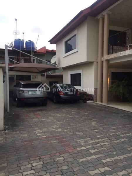 5 Bedroom Fully Detached Mansion on 800sqm, Gra, Ogudu, Lagos, Detached Duplex for Sale