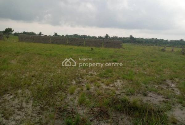 Yorkvill Estate Phase2, 100% Dry Land, 7 Minutes Drive From Dangote Refineries, Akodo Ise, Ibeju Lekki, Lagos, Mixed-use Land for Sale