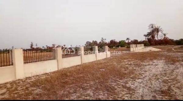 Hopewell Park Estate, 7 Minutes Drive From Dangote Refinery and Before La Campaigne Tropicana, Lapekun, Ibeju Lekki, Lagos, Mixed-use Land for Sale