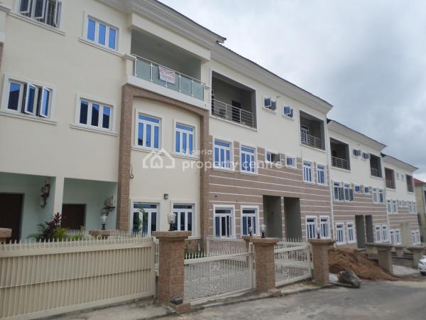 4 Bedrooms+ Bq, Wuse 2, Abuja, Terraced Duplex for Sale