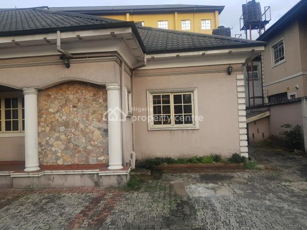 Exquisite Executive 4 Bedroom Bungalow, Peter Odili Road Close to Lesuka, Trans Amadi, Port Harcourt, Rivers, Detached Bungalow for Sale