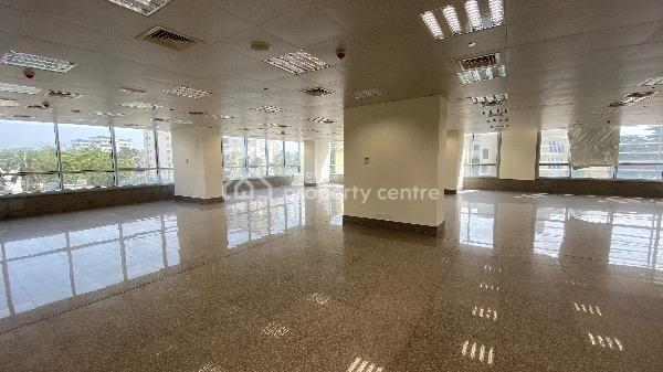 Grade a Office Space  - From 330 Sqm, Temple Road/alfred Rewani, Old Ikoyi, Ikoyi, Lagos, Office Space for Rent