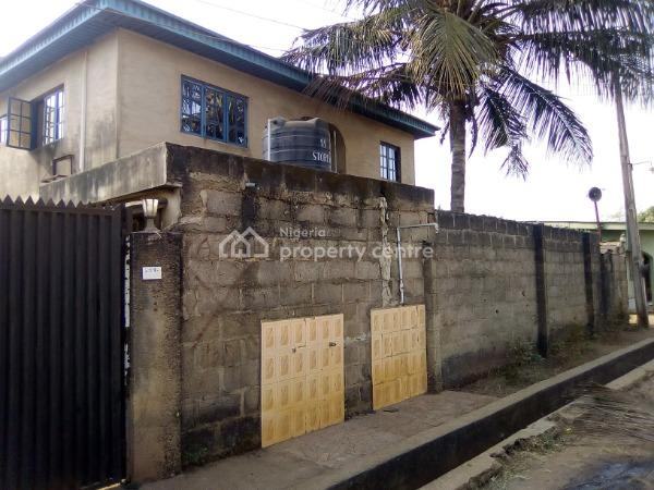 5 Bedroom Duplex Suitable for Hotel/hospital, Murphy Ojoku Close, Congo Bus Stop, Matogun Road, Oke Aro, Ijaiye, Lagos, Detached Duplex for Sale