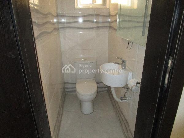 4 Bedroom Semi-detached Duplex with 1 Room Boys Quarter, Off Circle Mall Road, Osapa, Lekki, Lagos, Semi-detached Duplex for Sale