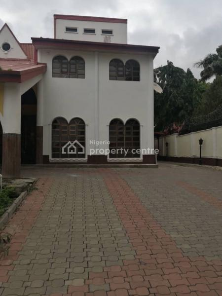 7 Bedroom Mansion, Cadastral Zone, Maitama District, Abuja, House for Sale