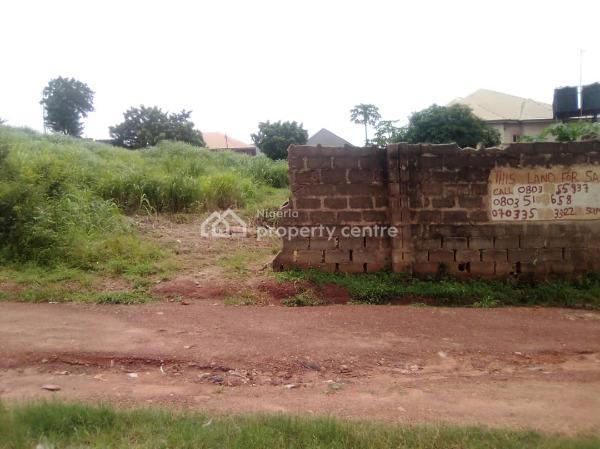 Four (4) Plots of Land, Rcc Quarters  By Phase 6, Trans Ekulu, Enugu, Enugu, Residential Land for Sale